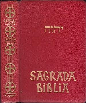 SAGRADA BIBLIA. Traducida de la Vulgata Latina: TRAD. JOSE MIGUEL