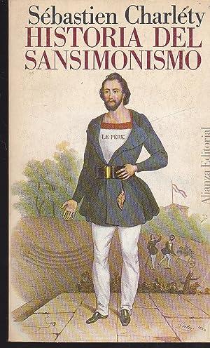 HISTORIA DEL SANSIMONISMO: SEBASTIEN CHARLETY trad