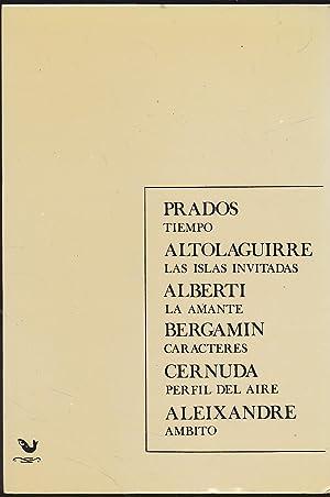 LITORAL 1926 (facsimil de diferentes suplementos poesía de la Generación del 27) ...