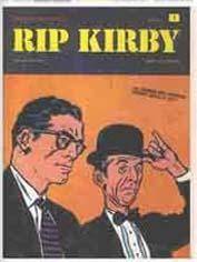 COMICS RIP KIRBY (21-9-73/ 2-8-74) Números 1 AL 47 (estado impecable) no se venden por separado