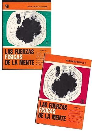 LAS FUERZAS FISICAS DE LA MENTE (2: OSCAR GONZALEZ QUEVEDO