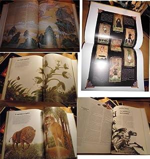 BIBLIOTECA ILUSTRADA DE LOS REINOS FANTASTICOS - 8 Ttomos OBRA COMPLETA- (Animales Má...