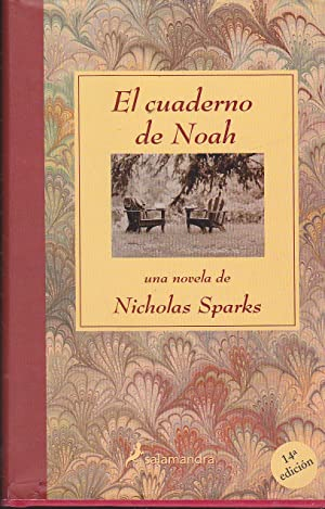 EL CUADERNO DE NOAH: NICOLAS SPARKS trad