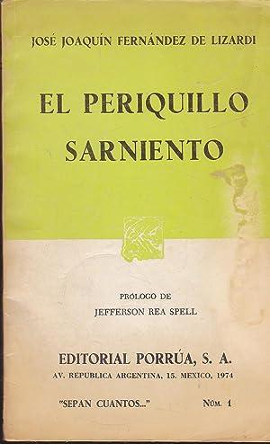 EL PERIQUILLO SARNIENTO 14ªEDICION (Colecc Sepan Cuántos 1) Edición con ...