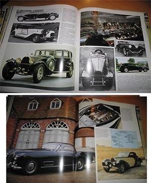 GREAT MARQUES BUGATTI -Ilustrado con multitud de fotos color- LIBRO EN INGLES: CONWAY General ...