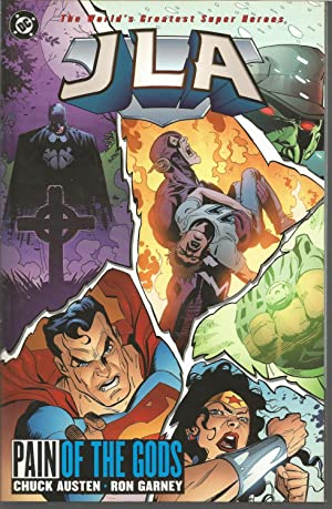 JLA The World s Greatest Super Heroes - Comic en Inglés -Ilustraciones color