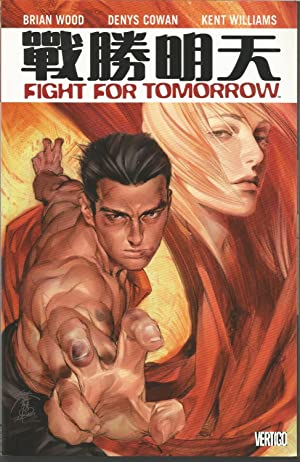 FIGHT FOR TOMORROW -Comic en Inglés- Ilustraciones color