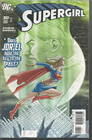 SUPERGIRL 30 Aug 2008 -Comic en Inglés