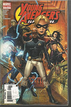 YOUNG AVENGERS -Marvel One Shot 1 -Comic en inglés