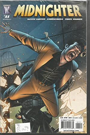 MIDNIGHTER -11 November 07 -Comic en inglés