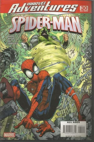 MARVEL ADVENTURES -30 All Ages -SPIDERMAN -Comic en Inglés