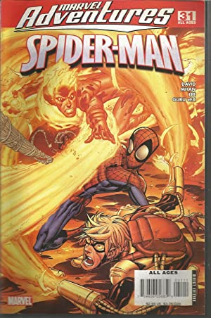 MARVEL ADVENTURES - 31 All Ages -SPIDERMAN -Comic en Inglés