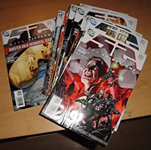 52Th COMICS (De Week Thirty One al Week Fifteen) 51 ejemplares -(10 Mayo 2006 al 18 Abril 2007) C...