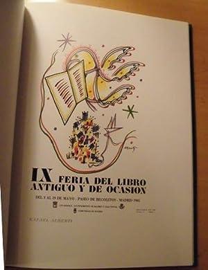 PREGONES Y CARTELES. HOMENAJE A ANTOLÍN PALOMINO OLALLA -Ilustrado con Láminas de los...