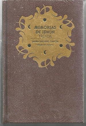 MEMORIAS DE IDHUN -TRIADA -nuevo: LAURA GALLEGO