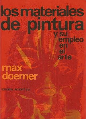LOS MATERIALES DE PINTURA Y SU EMPLEO: MAX DOERNER trad