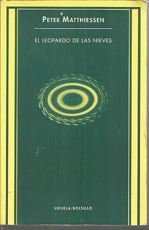 EL LEOPARDO DE LAS NIEVES 2ªEDICION: PETER MATTHIESSEN Trad