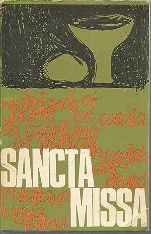 SANCTA MISSA. En castellano, catalá, francais, english,: EDITORIAL