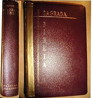 SAGRADA BIBLIA Versión directa de las Lenguas: ELOINO NACAR FUSTER