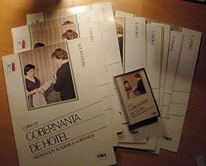 CURSO DE GOBERNANTA DE HOTEL (Manuales) incluye: VARIOS AUTORES