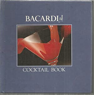 COCKTAIL BOOK -BACARDI