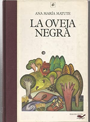 LA OVEJA NEGRA (1ª edición) colecc Pequeño: ANA MARIA MATUTE