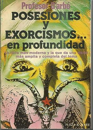 POSESIONES Y EXORCISMOS EN PROFUNDIDAD La obra: PROFESOR D ARBO