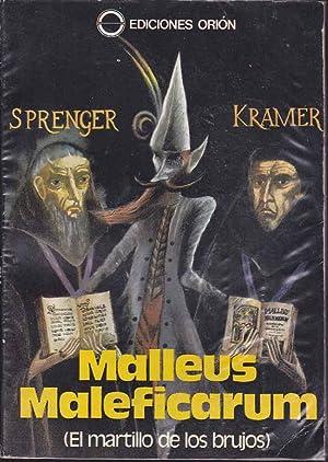 MALLEUS MALEFICARUM (EL MARTILLO DE LOS BRUJOS) EDICION ILUSTRADA EN CASTELLANO (Colección ...