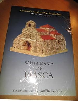 PATRIMONIO ARQUITECTONICO DE CANTABRIA - MAQUETAS RECORTABLES - SANTA MARIA DE PIASCA: VILA - ...