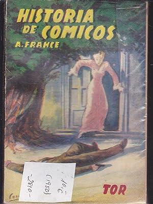 HISTORIA DE COMICOS: ANATOLE FRANCE