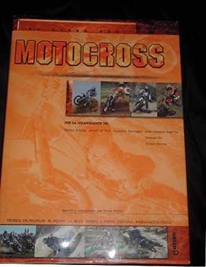 MOTOCROSS (Ilustrado d y f/tx): GINES PRIETO CON EVERS-VICO-BARRAGAN-SEGOVIA-GIL-IBORRA