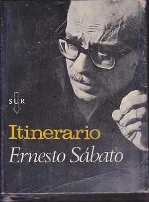 ITINERARIO 1ª edicion: ERNESTO SABATO