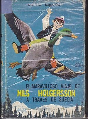 EL MARAVILLOSO VIAJE DE NILS HOLGERSSON: SELMA LAGERLOF
