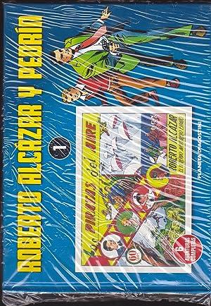ROBERTO ALCAZAR Y PEDRIN Nº 1 LOS PIRATAS DEL AIRE (6 aventuras completas:los piratas del aire.-el ...