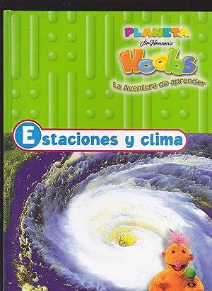 PLANETA HOOBS La Aventura de aprender ESTACIONES Y CLIMA 1ªEDICION (ILUSTRADO CON DIBUJOS Y ...