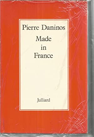 MADE IN FRANCE -libro en francés