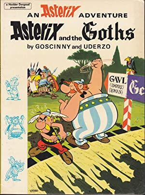 ASTERIX AND THE GOTHS (Comic en inglés) 1ªEDICION