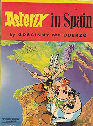 ASTERIX IN SPAIN (Comic en inglés) 1ªEDICION