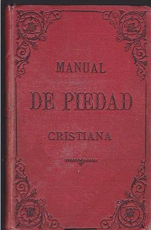 BREVE MANUAL DE PIEDAD CRISTIANA para niños: ANASTASIO GARCIA (Sacerdote