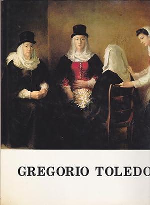 GREGORIO TOLEDO (Ilustrado FOTOS en láminas color): ENRIQUE LAFUENTE FERRARI-FRANCISCO ...