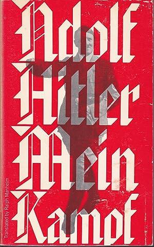 MEIN KAMPF (Sentry edition) Libro en inglés: HITLER, ADOLF (Trad