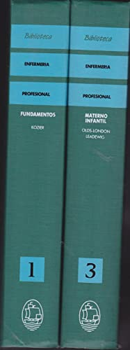 BIBLIOTECA ENFERMERIA PROFESIONAL(12 Tomos) 2ªEDIC-Enfermeria Fundamental-Enferm Materno ...