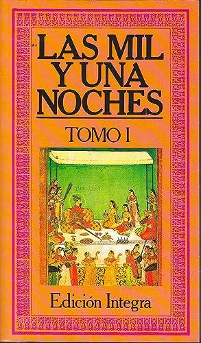 LA MIL Y UNA NOCHES (Edición Integra) 2 Volúmenes OBRA COMPLETA: ANONIMO Trad Jacinto...