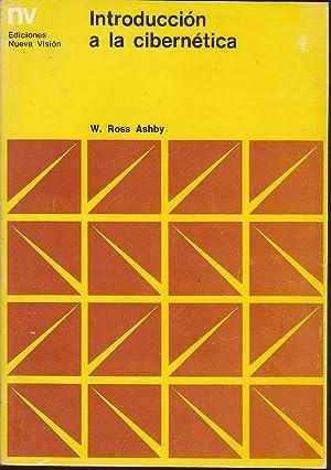 INTRODUCCION A LA CIBERNETICA 3ªEDICION: ROSS ASHBY Trad Jorge Santos