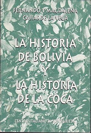 LA HISTORIA DE BOLIVIA Y LA HISTORIA: FERNANDO y MAGDALENA