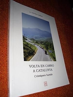 VOLTA EN CARRO A CATALUNYA: ROVIRA CLIMENT,J.J. -
