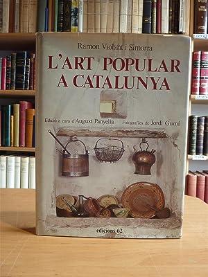 L'ART POPULAR A CATALUNYA: Ramon Violant i