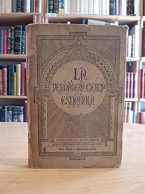 CROTALOGIA O LA CIENCIA DE LAS CASTAÑUELAS: Francisco Agustín Florencio