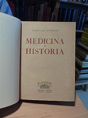 MEDICINA E HISTORIA: Pedro Marín Entralgo