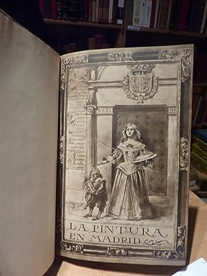 LA PINTURA EN MADRID-Desde sus orígenes hasta el siglo XIX: Narciso Sentenach y Cabañes